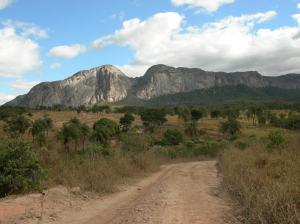 Sertão-estrada